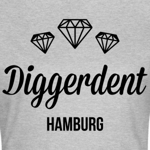 Diggerdent(c) Hamburg diamonds T-Shirts - Women's T-Shirt