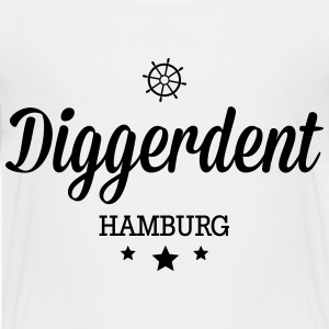 Diggerdent(c) Hamburg decadent Shirts - Teenage Premium T-Shirt