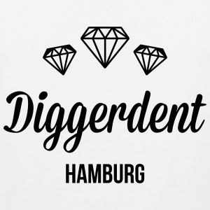 Diggerdent(c) Hamburg diamonds Tank Tops - Men's Premium Tank Top