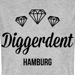Diggerdent(c) Hamburg diamonds T-Shirts - Men's Organic T-shirt