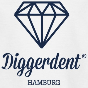 Diggerdent Hamburg Diamant T-Shirts - Teenager T-Shirt