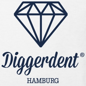 Diggerdent Hamburg diamond T-shirts - Ekologisk T-shirt barn