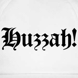 Huzzah! Caps & Hats - Baseball Cap