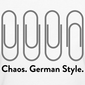 Chaos: German Style (2015) T-Shirts - Frauen Bio-T-Shirt