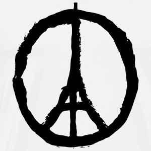Pray for Paris T-Shirts - Men's Premium T-Shirt