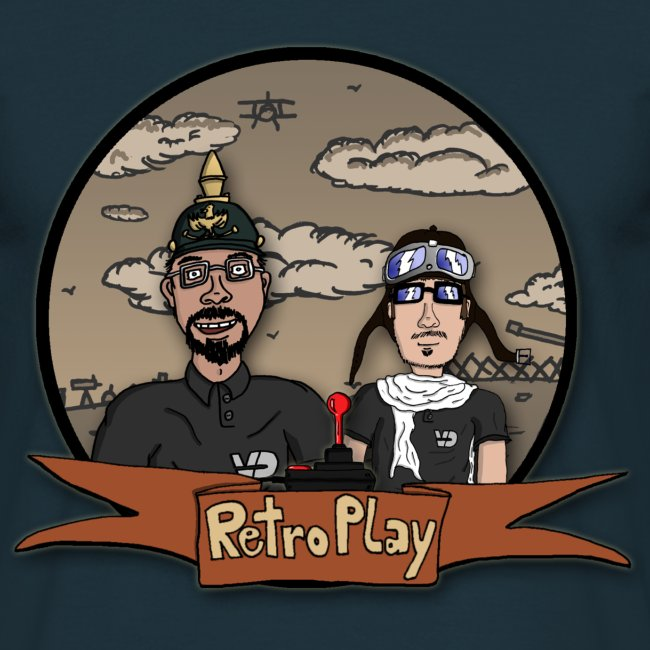 """T-Shirt """"RetroPlay Erster Weltkrieg"""""""