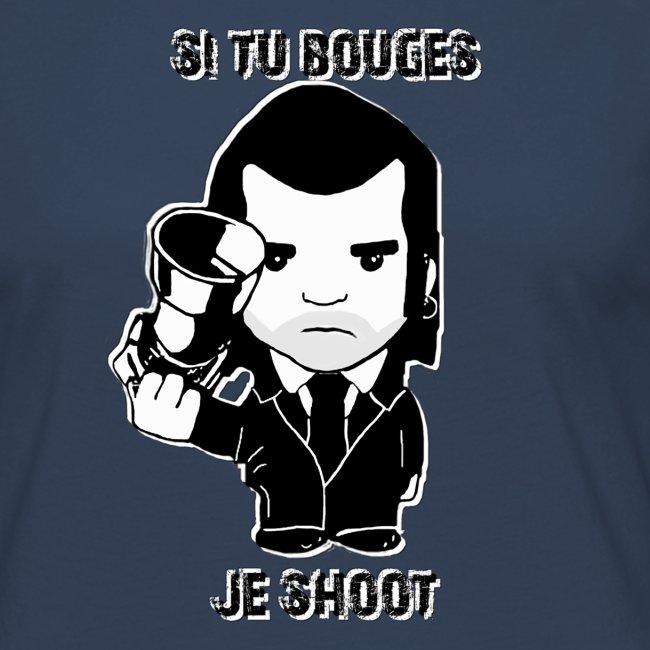 bouges, je shoot - pull femme 1
