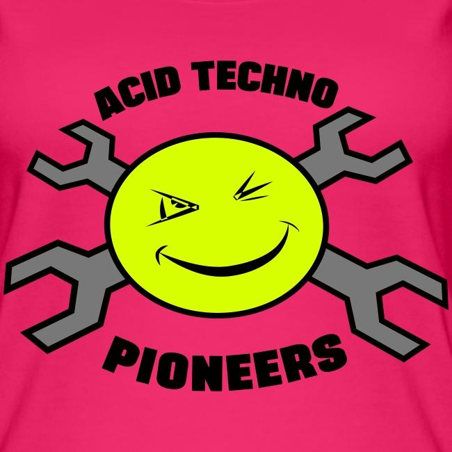 Acid Techno Pioneers Organic