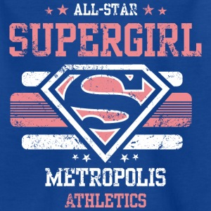 Supergirl Enfants Tee Shirt All Star - T-shirt Enfant