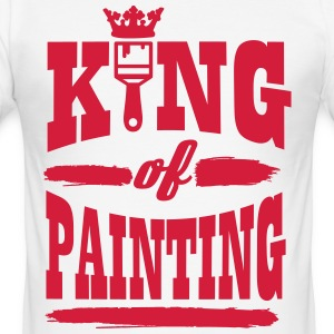 king of painting T-Shirts - Männer Slim Fit T-Shirt
