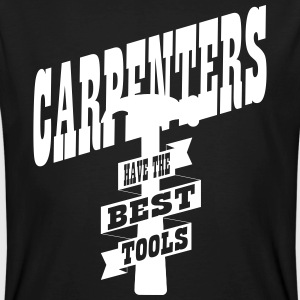 Carpenters have the best tools T-shirts - Ekologisk T-shirt herr