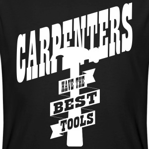 Carpenters have the best tools Tee shirts - T-shirt bio Homme