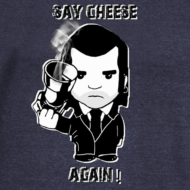 swaet shirt - femme - Say cheese again 3
