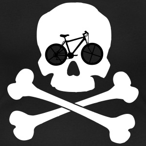 Bike ore Die - Skull T-Shirts - Women's Scoop Neck T-Shirt