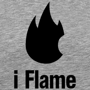 i Flame T-Shirts - Men's Premium T-Shirt