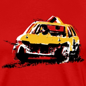 Stock Car - Men's Premium T-Shirt