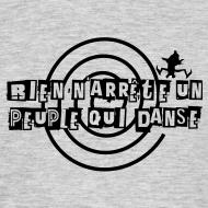 Motif ~ un peuple qui danse