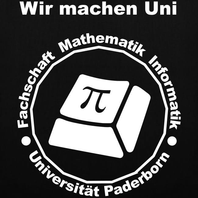 Tasche - Weißes Logo