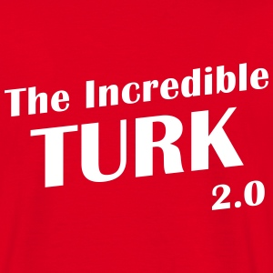 The incredible Turk 2.0 - Männer T-Shirt