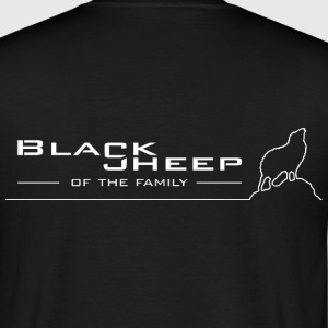 Black sheep of the family T-Shirts - Männer T-Shirt