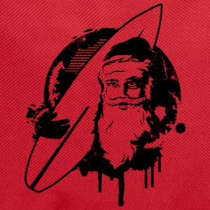 Santa Claus Grunge Graffiti  Bags & Backpacks - Backpack