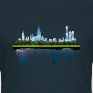 day and night - Dame-T-shirt