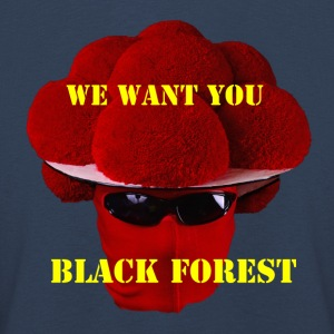 Black Forest - WE WANT YOU - Kinder Premium Langarmshirt