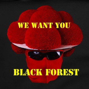 Black Forest - WE WANT YOU - Umhängetasche