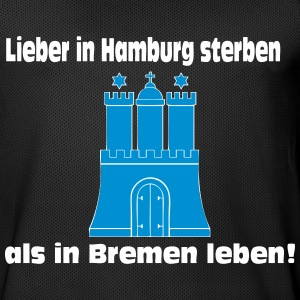 Shirt , Anti Bremen ,Hamburg ,Ultras, Fussball - Männer Basketball-Trikot