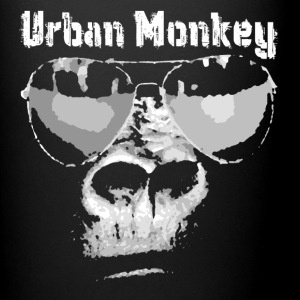 urban monkey Mugs & Drinkware - Full Colour Mug