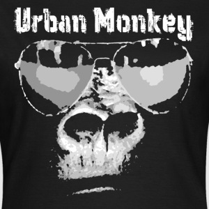 urban monkey T-Shirts - Frauen T-Shirt