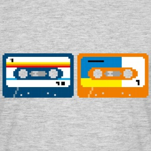 Retro Mix Tapes - Men's T-Shirt