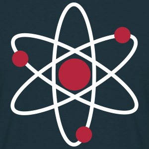 An Atom 2 col T-Shirts - Men's T-Shirt