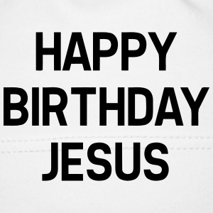 HAPPY BIRTHDAY JESUS Berretto neonato - Cappellino neonato