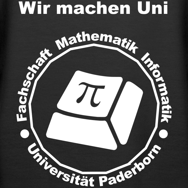 Hoodie - Damen -  Weißes Logo