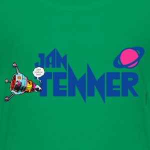 Jan Tenner Logo Kids T-Shirt - Kinder Premium T-Shirt