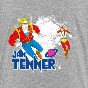 Jan Tenner und Laura Teenager T-Shirt - Teenager Premium T-Shirt