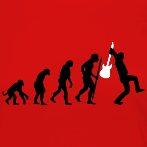 Evolution of rock Langarmshirts - Frauen Premium Langarmshirt