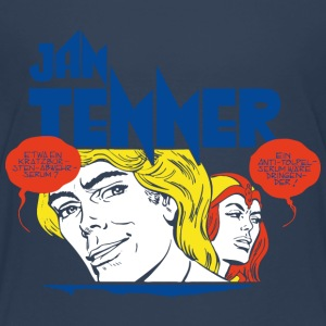 Jan Tenner und Laura Comic Kids T-Shirt - Kinder Premium T-Shirt