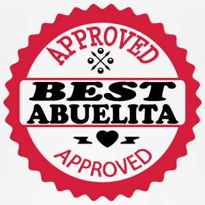 Approved best abuelita Tops - Women's Organic Tank Top