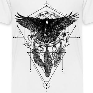 AD Crow Shirts - Teenage Premium T-Shirt