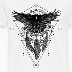 AD Crow T-Shirts