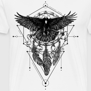 AD Crow T-Shirts - Men's Premium T-Shirt