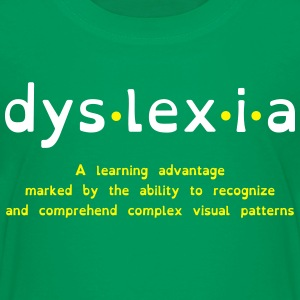 Dyslexia Advantage - Kids' Premium T-Shirt