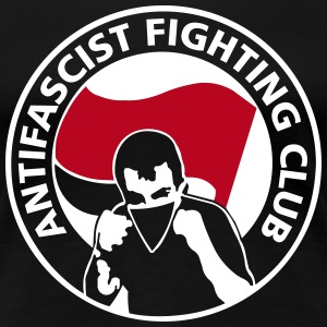 Antifascist Fighting Club - Girlie - Frauen Premium T-Shirt