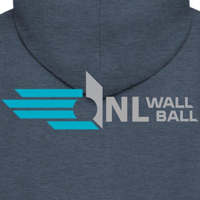 Heren Hoody NL Wall Ball