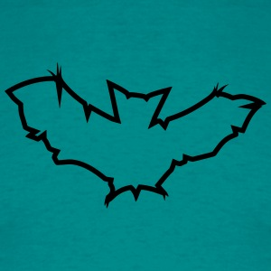 cool design mønster logo symbol bat bat lyn T-shirts - Herre-T-shirt