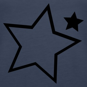 stars Tops - Women's Premium Tank Top