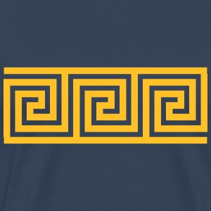 Greek Art T-Shirts - Men's Premium T-Shirt