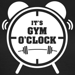 It's Gym O'Clock T-Shirts - Women's T-Shirt